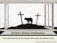 Christ's Sinless Perfection